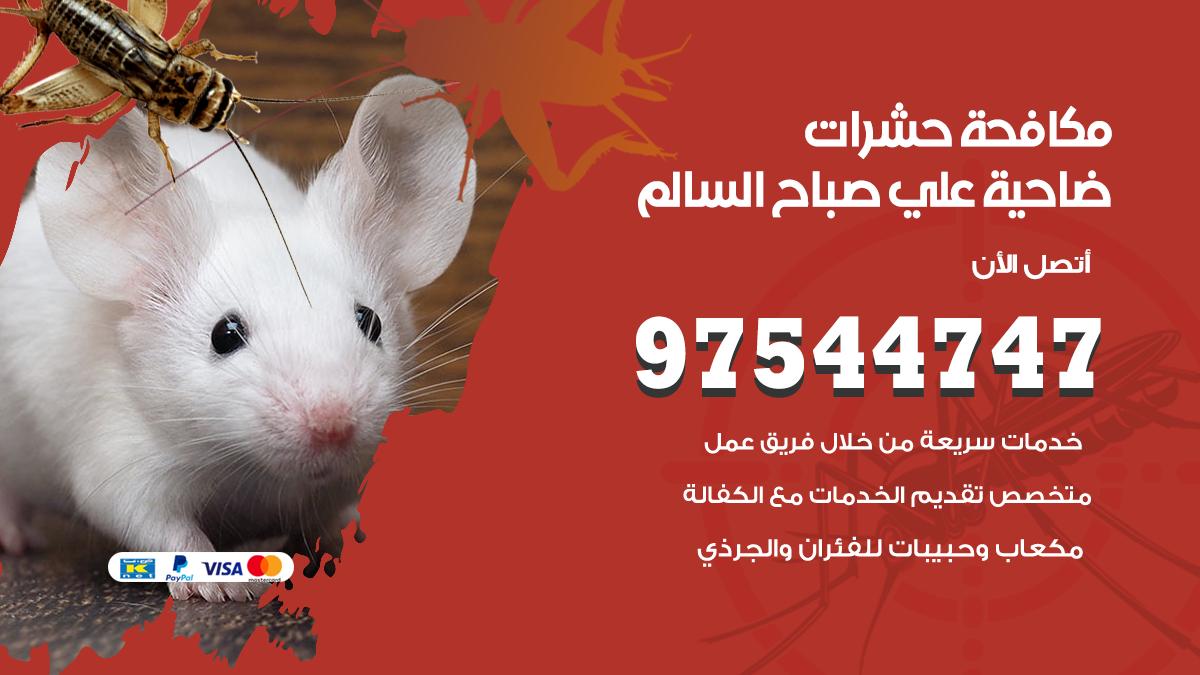 مكافحة حشرات وقوارض ضاحية علي صباح السالم